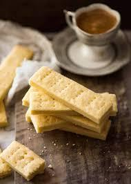 Sift together the cornstarch, icing sugar and flour. Shortbread Cookies Recipetin Eats
