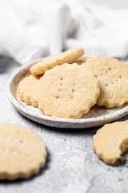 It also very effectively binds with water, and shortbread cookies are all about butter. Scottish Shortbread Marsha S Baking Addiction