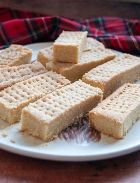 Scottish Shortbread Something Sweet Something Savoury