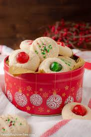Gradually add flour mixture, mixing well after each addition. Gluten Free Whipped Shortbread Cookies Faithfully Gluten Free