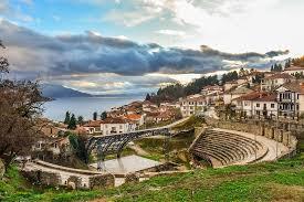 Football is the number 1 sport in macedonia, ffm's work assessed as very successful. Ohrid Noord Macedonie Stad Gratis Foto Op Pixabay