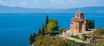 The rest of the region belongs to greece and bulgaria. Macedonie Heet Nu Noord Macedonie