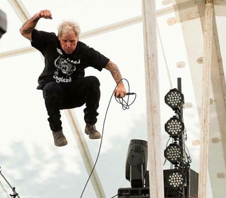 Mike Dillon & Punkadelic: tour dates