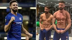 £3.60m * sep 30, 1986 in chambéry, france Olivier Giroud Is More Ripped Than Anyone Expected Him To Be Sportbible