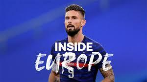 The original call was that giroud was offsides, but var overturned that ruling and declared it a goal after it was found that the ball hit mario hermoso of atletico madrid and not chelsea's mason. Euro 2020 Will Unheralded Olivier Giroud Play A Vital Role For France Could Over Confidence Be Their Undoing Eurosport