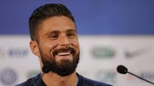 A strong, physical forward, giroud is lethal in the. Olivier Giroud Picks France Team Mate Hugo Lloris Over Thibault Courtois