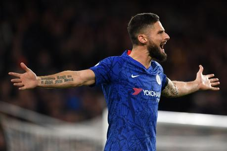Olivier Giroud I Want To Break All Sorts Of Records With France Get French Football News