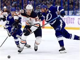 They finished second in the eastern conference and. Is Connor Mcdavid S Next Winger Playing On The Tampa Bay Lightning Right Now Edmonton Journal