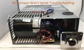 This is no different from any furnace or heating unit your home. Troubleshooting Rv Furnace That Wont Ignite Camper Grid