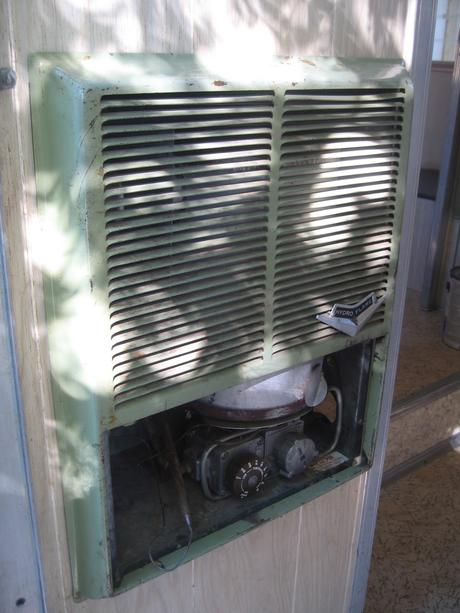 Even a propane furnace needs some electrical power to function. Hydro Flame Propane Heater Vintage Trailer Talk