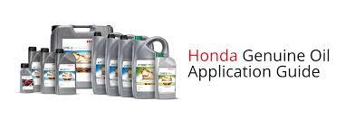 In this video i show how to reset oil life on honda civic 2006, 2007, 2008, 2009, 2010, 2011, 2012, 2013, 2014 if your. Oil Application Guide By Honda