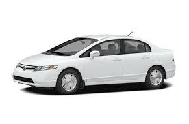 In this video, i show you how to reset the oil life percentage and maintenance light in a 2009 honda civic. 2007 Honda Civic Hybrid Consumer Reviews Cars Com