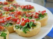 Tasty Tuesday Quick Bite Bruschetta Recipe