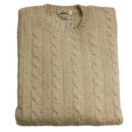 Good Scottish Cashmere Cable Knits