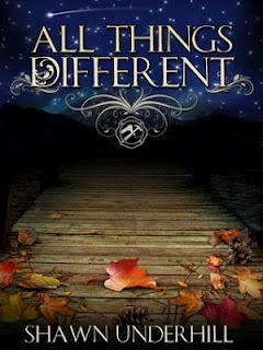 YA Book Review: 'All Things Different' by Shawn Underhill