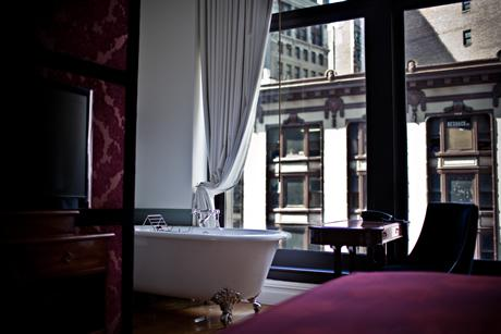 The Nomad Hotel, Manhattan, NY