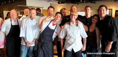 Dallas Chefs Come Together to Help One of Their Own