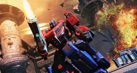 S&S; Review: Transformers: Fall of Cybertron