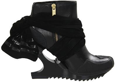 Shoe of the Day | adidas Y-3 by Yohji Yamamoto Y-3 Nomad Wedge