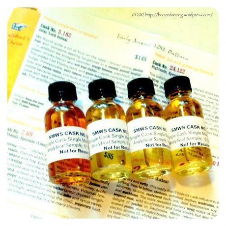 Whisky Review – Scotch Malt Whisky Society Cask No. 30.68
