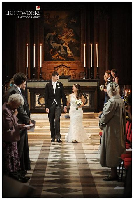 Cambridge Wedding Photography at Sidney Sussex College