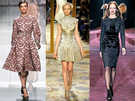 Fall Winter 2012 Trends - Brocade