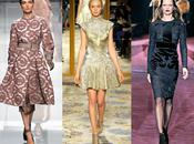 Fall Winter 2012 Trends Brocade