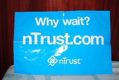 Quit falling in lines. Switch to nTrust.
