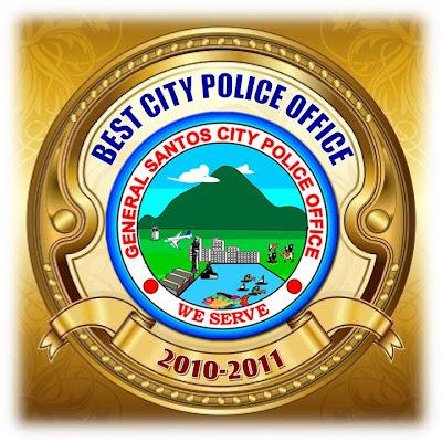 GenSan Police Office bags Best City Police Office