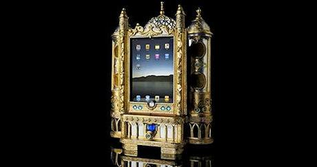 Polymer Tone Shrine For Your iPad