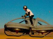 Star Wars 'hoverbike' Becomes Reality with Aerofex's Fan-based Prototype
