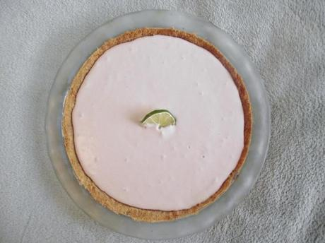 DSCF6036 650x487 Coconut Key Lime Pie