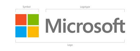 Microsoft New Logo Breakdown
