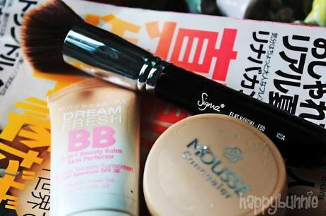 Maybelline Dream Fresh BB Cream Review and Flawless Face Routine
