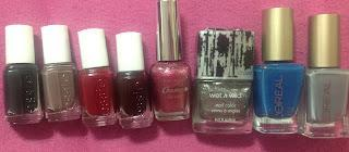 Quick Question: Which of these polishes do you want to see first?