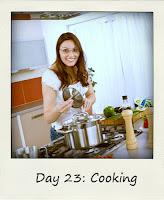 Cooking #BlogFlash2012 Day 23