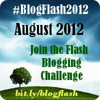 #BlogFlash2012: 30 Days, 30 Prompts, 30 Posts
