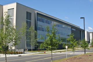 Green and Gorgeous: Wake Technical College's New Green Campus