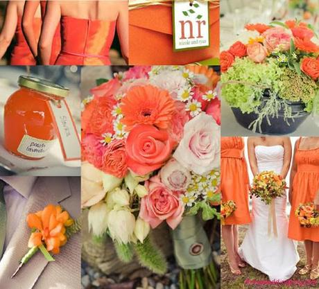 Brides Best Of Fall Wedding Colors