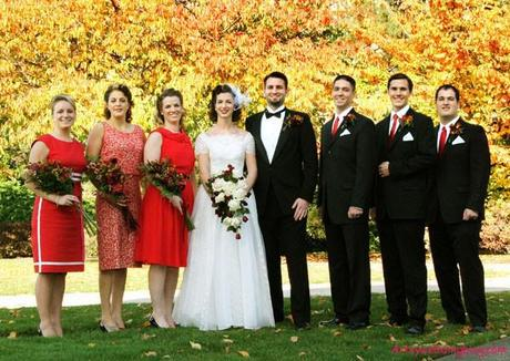 Bride\'s Best of Fall Wedding Colors - Paperblog