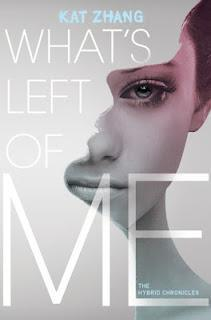 YA Book Review: 'What's Left Of Me' by Kat Zhang
