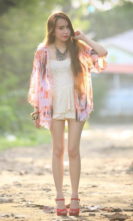 Win this Kimono Cover Up!