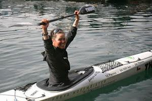 Freya Hoffmeister Resumes South American Circumnav By Kayak