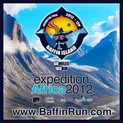Baffin Run: Crossing Baffin Island On Foot