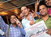 Free Speech Hangs Balance Egypt