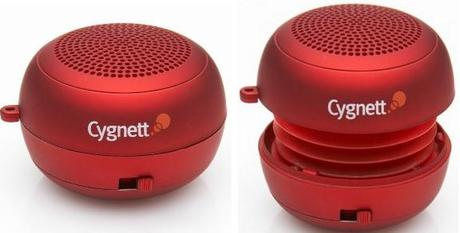 Cygnett Groove BassBall Speakers