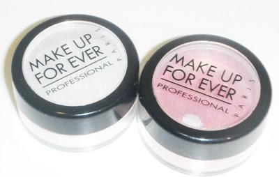 Product Rave: MUFE Star Powders!