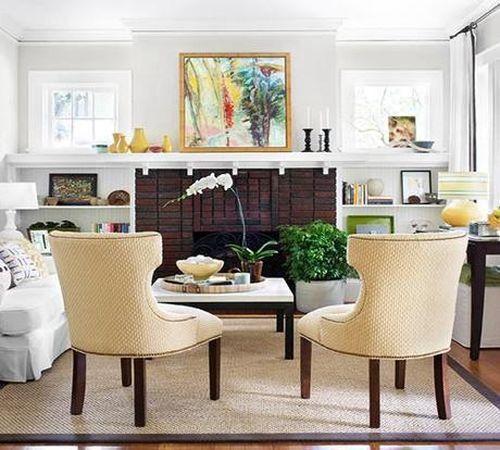 BHG fireplace Fireplace Design and Decorating Ideas HomeSpirations