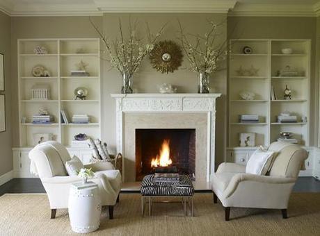 benjamin dhong fireplace Fireplace Design and Decorating Ideas HomeSpirations