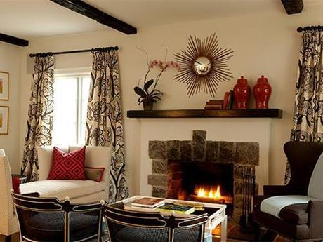 eileen kathyrn boyd fireplace Fireplace Design and Decorating Ideas HomeSpirations